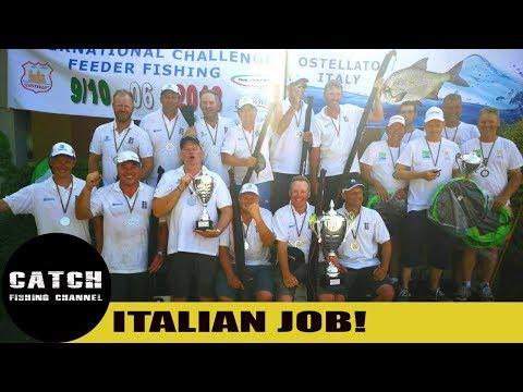 ITALY SUCCESS / FISHING ABROAD / ENGLAND DOMINATE - THURSDAY NIGHT VLOG