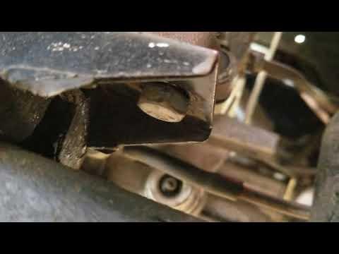 Ford C6 transmission adjusting the shift points