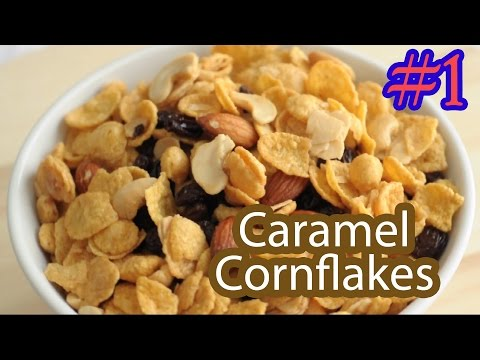Chill - 01 - Krispy Caramel Cornflakes