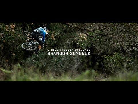 etnies Proudly Welcomes Brandon Semenuk