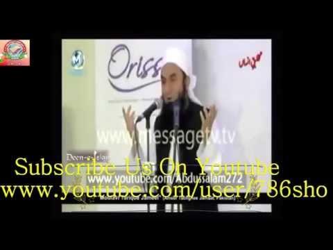 Tareek Jameel Ki Munafikat Expose By Farooque Khan Razvi Sahab