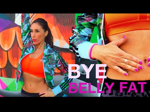 How to get Rid of Belly Fat | Standing Abs Exercises