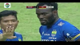 Peluang dan Goal Persib vs Sriwijaya FC   Piala Presiden 2018