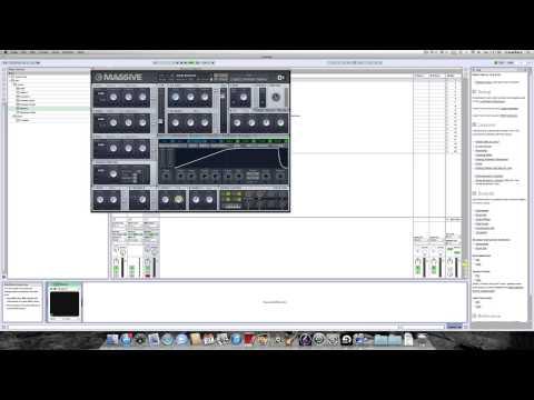 Producing EDM  -Rising Synth (Buildup)
