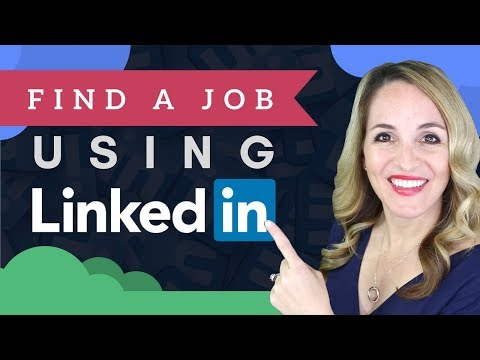 LinkedIn Job Search Tutorial 2018 - How To Use LinkedIn To Find A Job