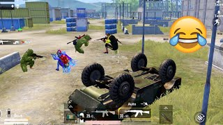 Best Trolling Of Noobs 2021😇🤣 | PUBG MOBILE FUNNY MOMENTS