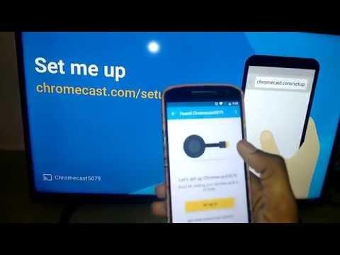 Google Chromecast 2.0 Makes TV as Smart, Review setup instructions