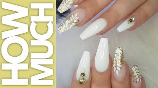 How Much - Wedding Nails - Nails