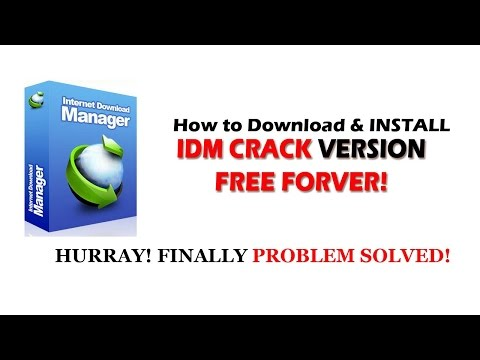how to active internet download manager forever 2016 HD مجانا IDM تفعيل اى اصدار من برنامج