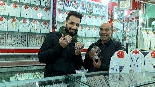 Download بامداد خوش - خیابان - دیدار سمیر صدیقی از زیورات فروشی کوچه مرغها Video