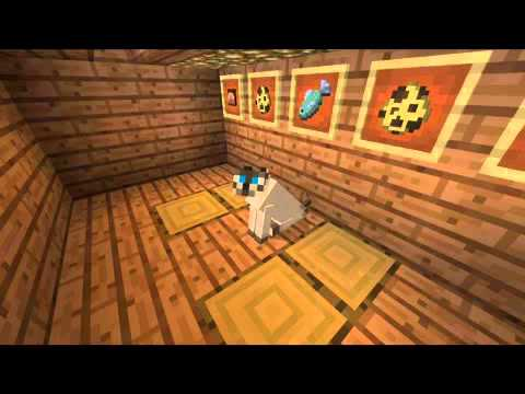 Minecraft Xbox - Different kinds of Ocelots