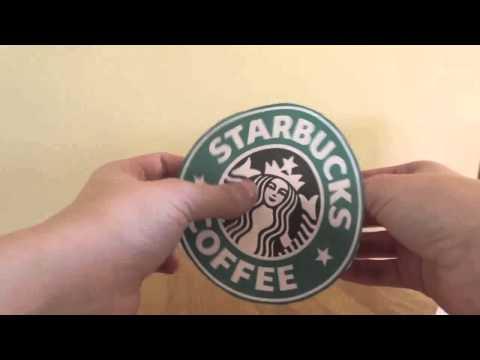 DIY: Starbucks Barista Halloween Costume makeup