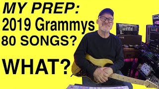 Download Grammy Awards 2019 | Pre-show | Learning 75-80 songs | Tim Pierce | Guitar Lesson Video