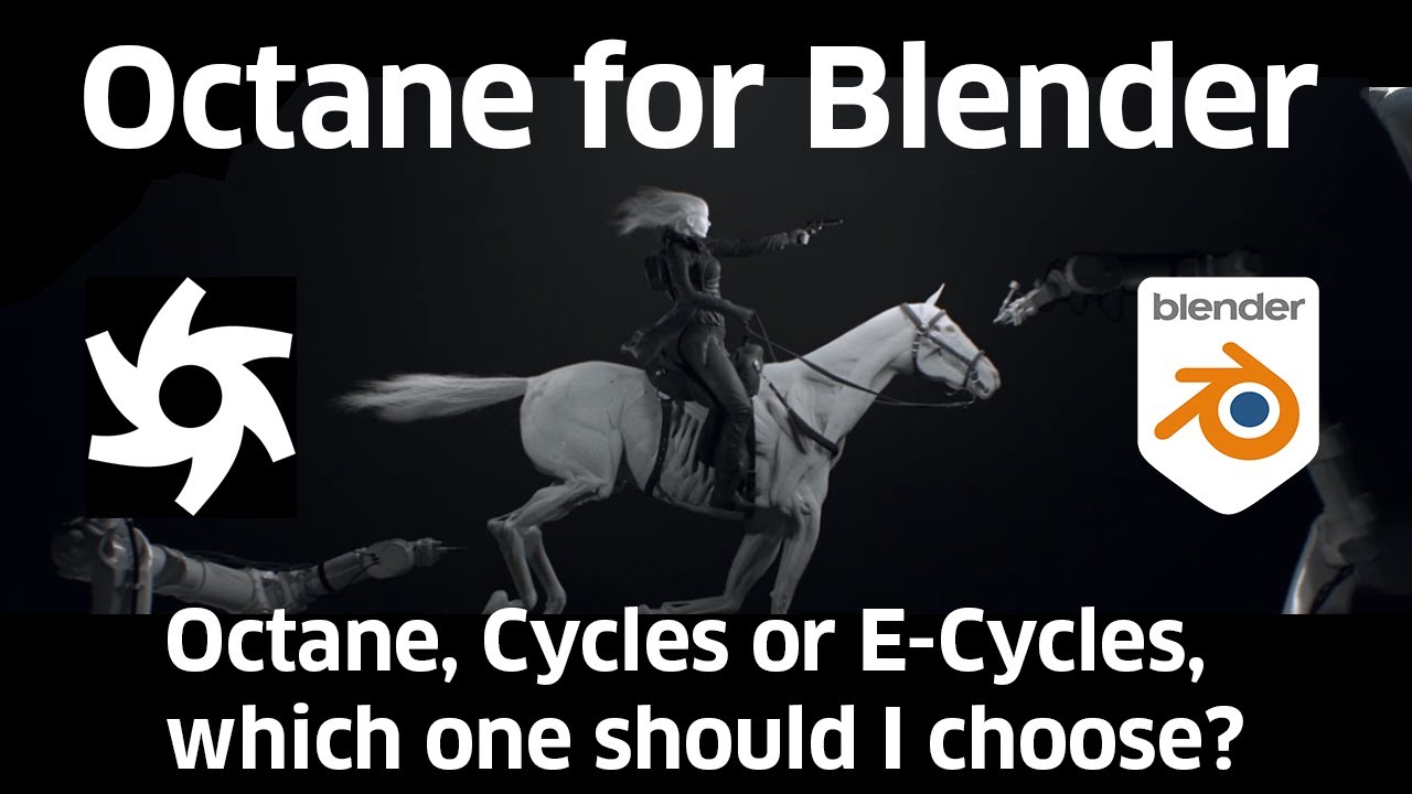 Download Octane for Blender  // Octane, E-Cycles or Cycles, which one should I use?! MP3 Gratis