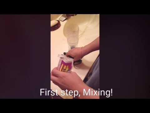 Hatching brine shrimp tutorial