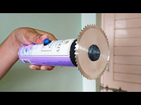 How to Make a Powerful Dremel tool using Pizza cutter