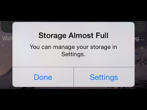 A easy way to get more storage for your iphone/ipod/ipad