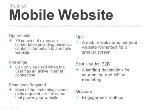 How to Build a B2B Mobile Marketing Strategy clip16