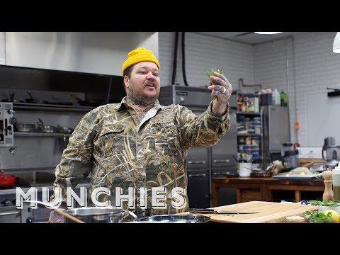 Matty Matheson's Classic Trout Almondine