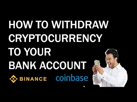 How to Withdraw Cryptocurrency to your Bank Account - (How to Cash out Bitcoin to Bank Account)