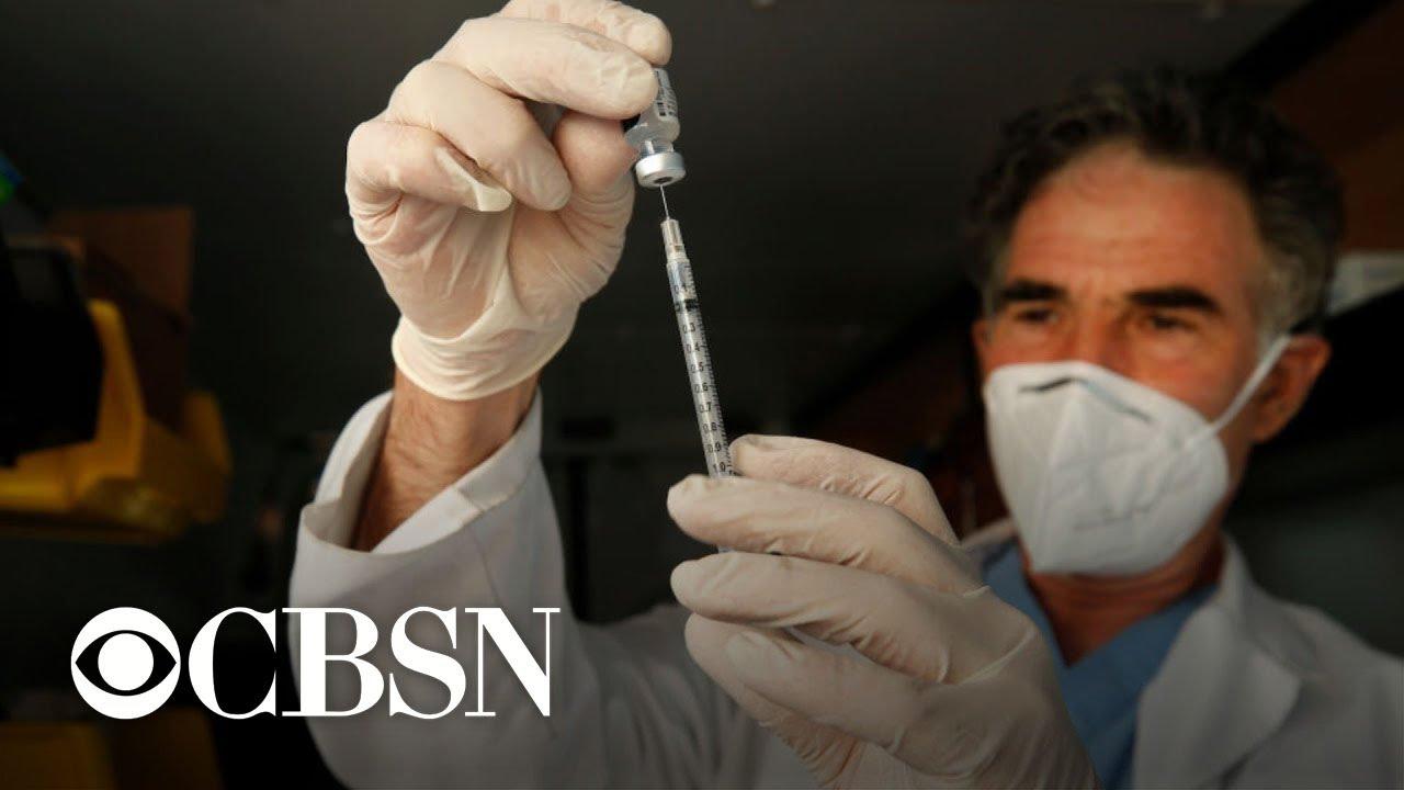 U.S. is expected to reach Biden's coronavirus vaccination goal