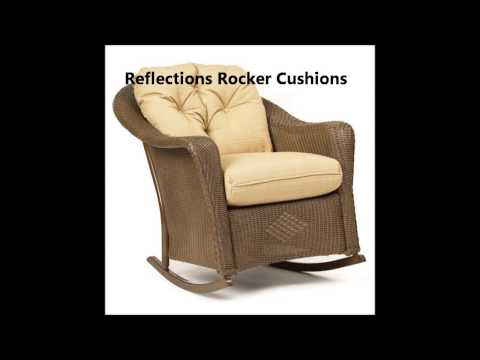 Reflections Replacement Cushions at WickerCushionsOnline.com