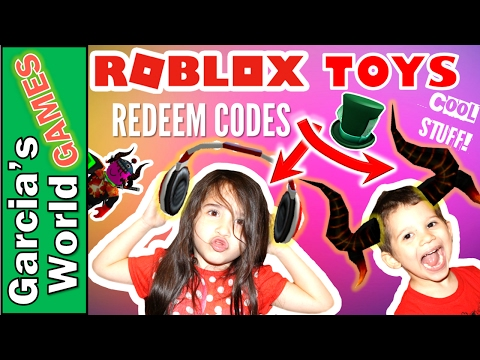 ROBLOX TOYS - REDEEM CODES & GET FREE STUFF FOR YOUR AVATAR
