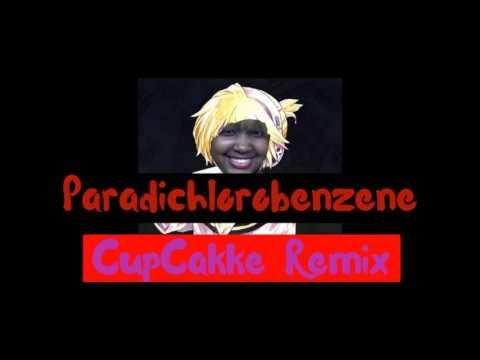 CupCakke - Paradichlorobenzene [V*gina Remix]