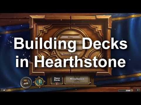 Hearthstone Building Decks 1: Good Cards