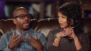 The Chat with Priscilla - Music, Ministry & Marriage - Kirk & Tammy Franklin (Part One)