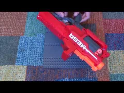 Awesome LEGO nerf gun scope