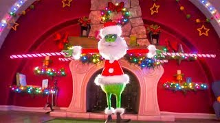 The Grinch 'Steal Christmas From Whoville' Trailer (2018) HD