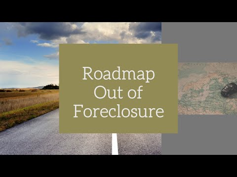 Roadmap Out of Foreclosure - South Carolina Legal Services