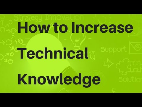How to increase technical knowledge / skill / programming skill | TechTalk #1
