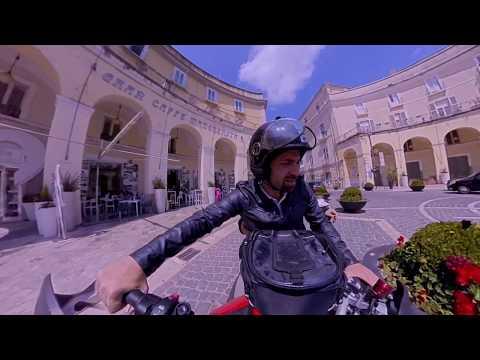 Ducati 1200 Pikes Peak - Insta360 One