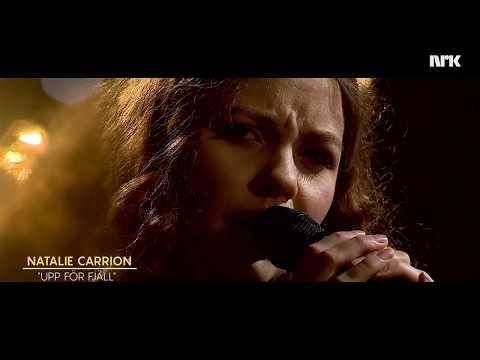 Natalie Carrion -  Uppför Fjäll [LIVE@Studio Sápmi]