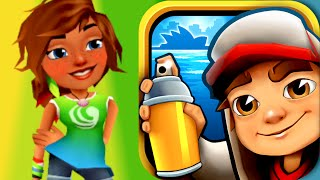Nikos And The Thunderbolt Board Subway Surfers Greece Iphone