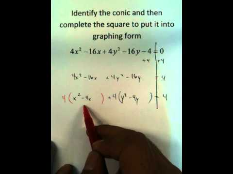 Moya Math Algebra 2 (Completing the Square with Circles 2).MOV