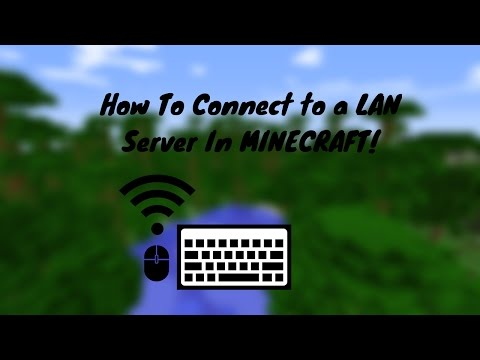 *NEW* HOW TO MAKE AND CONNECT TO A LAN SERVER -1.11.2-