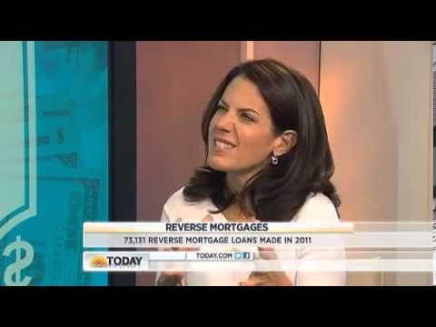 NBC Today Show - The Pros and Cons of a Reverse Mortgage