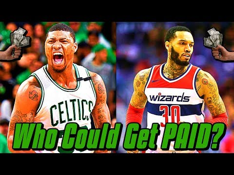 4 Free Agents In The East Playoffs That Could Get PAID This Summer