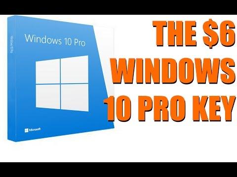 THE $6 WINDOWS 10 PRO KEY | Ebay Finds