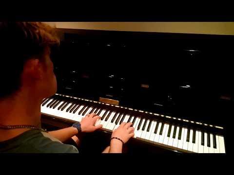 Not3s - Aladdin   Tishler Piano Cover
