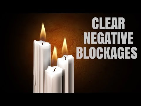 CLEAR NEGATIVE BLOCKAGES A GUIDED MEDITATION FOR HEALING & SLEEP