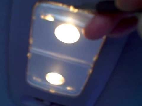 DIY_Replace_Toyota_Sienna_Dome_Light.AVI