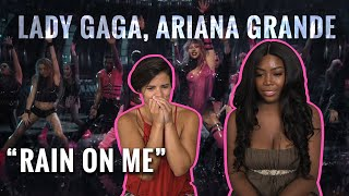 "We React Lady Gaga, Ariana Grande ""Rain On Me"" M/V"