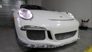 2015 Porsche 911 GT3 - Winter Clean Up - Decon - Salt Removal