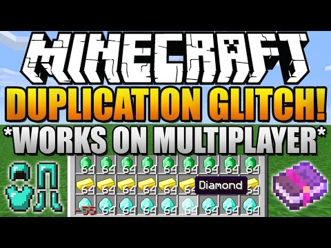 ★ How To Duplicate Items in Minecraft 1.8.3 *NEW* *Works on Multiplayer* (Duplication Glitch 1.8)