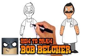 How to Draw Bob Belcher | Bob's Burgers