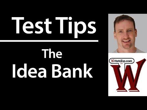 IELTS TOEFL Essay Ideas (Idea Bank)